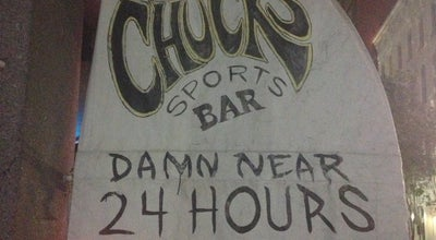 Photo of Dive Bar Chuck's Sports Bar at 510 Gravier St, New Orleans, LA 70130, United States