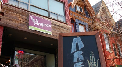 Photo of South American Restaurant El Arepazo at 181 Augusta Ave, Toronto, ON M5T 2L4, Canada