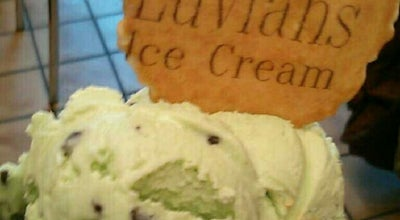 Photo of Cafe Luvians Ice Cream Parlour at 84 Market Street, St. Andrews KY16 9PA, United Kingdom