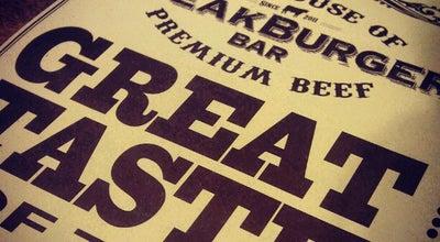 Photo of American Restaurant Steakburger - Luchana at Calle Luchana 17, Madrid 28010, Spain