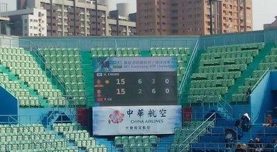 Photo of Tennis Court 高雄市立陽明網球中心 at Taiwan