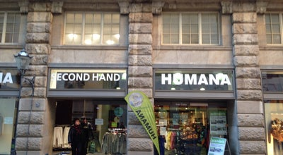 Photo of Clothing Store Humana at Karl-liebknecht-str. 20, Leipzig 04107, Germany