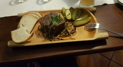 Photo of Polish Restaurant Szynk at Ul. Podbrzezie 2, Krakow 31-054, Poland