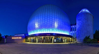 Photo of Tourist Attraction Zeiss Grossplanetarium at Prenzlauer Allee 80, Berlin 10405, Germany