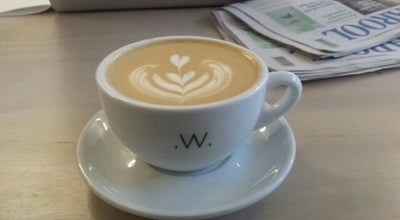 Photo of Cafe White Label Coffee at Jan Evertsenstraat 136, Amsterdam 1056 EK, Netherlands