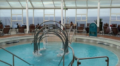 Photo of Water Park Solarium - DECK14 at Oasis Of The Seas, Fort Lauderdale, FL 33316, United States