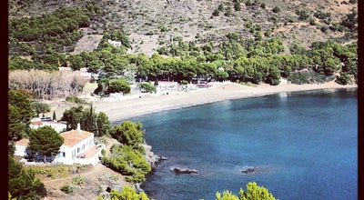 Photo of Beach Cala Montjoi at Carretera Montjoi, Roses 17480, Spain