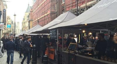 Photo of Farmers Market Street Food Union - Rupert Street SOHO at 49 Rupert Street, London W1D 7PF, United Kingdom