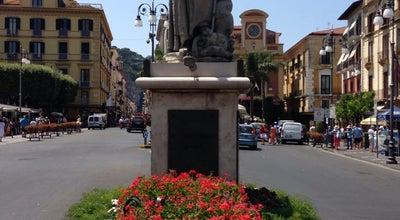 Photo of Plaza Piazza Tasso at Piazza Torquato Tasso, Sorrento 80067, Italy
