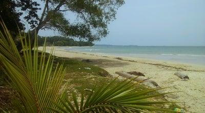 Photo of Beach Pantai UMSKAL at Jalan Sungai Pagar, Labuan 87000, Malaysia