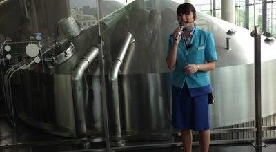 Photo of Brewery サントリー 武蔵野ビール工場 at 矢崎町3-1, 府中市 183-0025, Japan