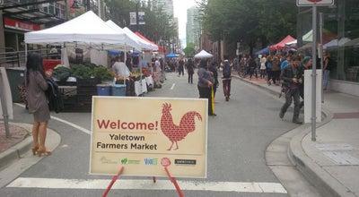 Photo of Market Yaletown Farmers Market at Mainland Street, Vancouver, BC V6B 5P2, Canada