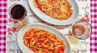 Photo of Italian Restaurant Baccanale Trastevere at Via Della Lungaretta, 81, Rome 00153, Italy