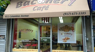 Photo of Other Venue Baconery at 911 Columbus Ave, New York, NY 10025