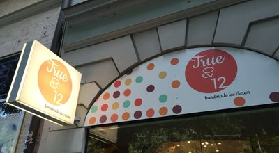 Photo of Restaurant True & 12 Handmade Ice Cream at Rosenheimer Str. 14, Munich 81669, Germany