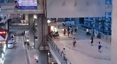 Photo of Bridge BTS-ARL Skywalk (ทางเดินเชื่อม BTS-ARL) at Phaya Thai Rd., Ratchathewi 10400, Thailand