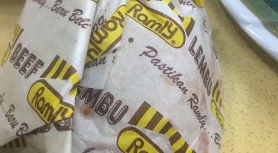 Photo of Burger Joint Rosli Burger at Jalan E-1, Kuala Lumpur, Malaysia