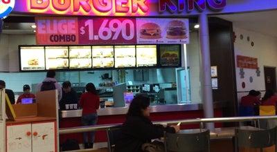 Photo of Burger Joint burger king los andes at Los Andes, Chile