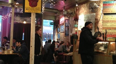 Photo of American Restaurant The Grey Dog at 90 University Pl, New York, NY 10003, United States