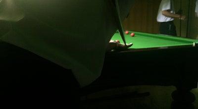 Photo of Pool Hall Snooker club at Mitpracha, Thailand