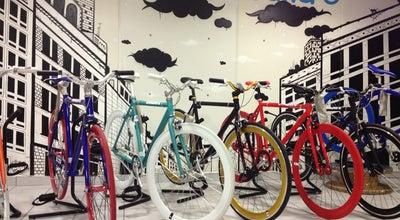 Photo of Bike Shop La bici urbana at Morelos 70, Cuauhtémoc, Ciudad de México, DF, Mexico