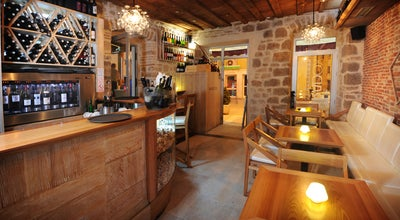 Photo of Wine Bar Wine & Cheese Bar Paradox at Poljana Tina Ujevića 2, Split 21000, Croatia