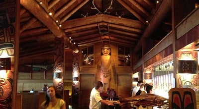 Photo of American Restaurant Ivar's Salmon House at 401 Ne Northlake Way, Seattle, WA 98105, United States
