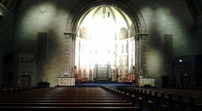 Photo of Other Venue Congregation Rodeph Sholom at 7 W 83rd St, New York, NY 10024