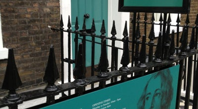 Photo of Historic Site The Charles Dickens Museum at 48 Doughty Street, London WC1N 2LX, United Kingdom