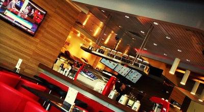 Photo of Cafe Aroma Espresso Bar at 7101 Democracy Blvd, Bethesda, MD 20817, United States