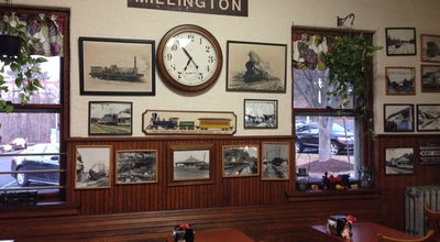 Photo of Restaurant Millington Station Cafe at 1931 Long Hill Rd, Millington, NJ 07946, United States