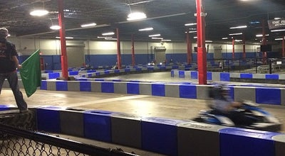 Photo of Tourist Attraction Music City Indoor Karting at 400 Davidson St, Nashville, TN 37213, United States