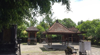 Photo of Temple Pura Blanjong Sanur at Jalan Danau Poso, Denpasar, Indonesia