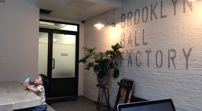 Photo of Cafe Brooklyn Ball Factory at 95 Montrose Ave, Brooklyn, NY 11206, United States