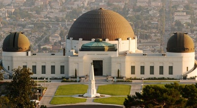 Photo of Tourist Attraction Griffith Observatory at 2800 E. Observatory Rd., Los Angeles, CA 90027, United States