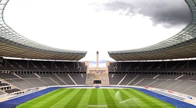 Photo of Historic Site Olympic Stadium (Olympiastadion) at Olympischer Platz 3, Berlin 14053, Germany