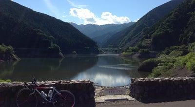 Photo of Lake 名栗湖 at 下名栗, 飯能市 357-0112, Japan