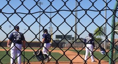 Photo of Baseball Field Padres Spring Training Facilities at Peoria, AZ, United States