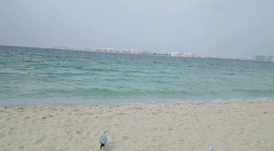 Photo of Beach The Beach الشاطئ at Jumeirah Beach Residence, Dubai, United Arab Emirates