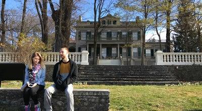 Photo of Monument / Landmark Montgomery Place at 25 Gardener Way, Annandale on Hudson, NY 12507, United States