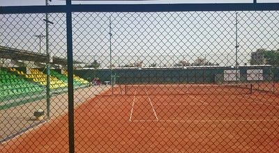 Photo of Tennis Court Bist-o Do Bahman Tennis Court   باشگاه تنیس 22 بهمن at Daneshgah Blvd., Isfahan, Iran