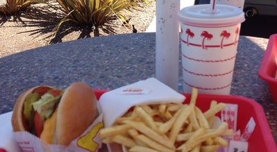 Photo of Fast Food Restaurant In N Out Burger at 8300 Oakport St, Oakland, CA 94621, United States