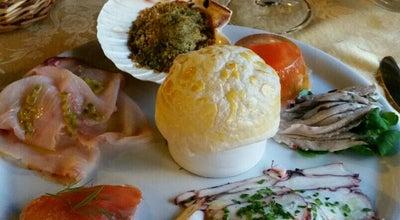 Photo of Italian Restaurant Cascinetta Da Luisa at Via Per Circonvallazione 2, Vezzo 28836, Italy