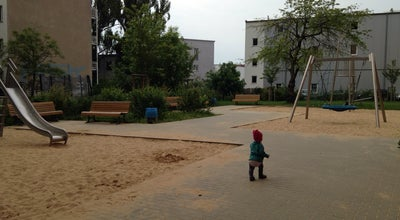 Photo of Playground Spielplatz Lehderstrasse at Berlin, Germany
