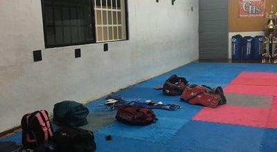 Photo of Martial Arts Dojo Grupo Halcones Tae Kwon Do at Calle 47 S/n, Mérida 97203, Mexico