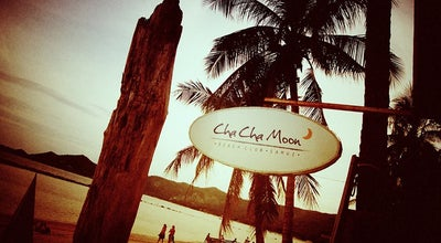 Photo of Nightclub Cha Cha Moon Beach Club at Chaweng Beach, Koh Samui 84320, Thailand