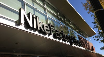 Photo of Sporting Goods Shop Nike Factory Store at 2650 Ne M L King Blvd, Portland, OR 97212, United States
