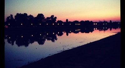 Photo of Lake Jarunsko jezero / ŠRC Jarun at Jarun, Zagreb 10000, Croatia