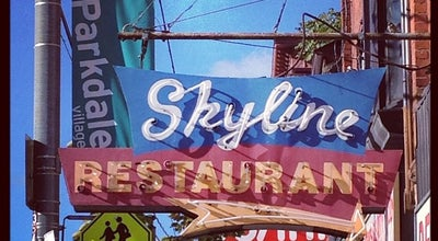Photo of Diner Skyline Restaurant at 1426 Queen St W, Toronto, ON, Canada