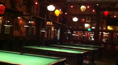 Photo of American Restaurant McMenamins Ringlers Pub at 1332 W Burnside St, Portland, OR 97209, United States